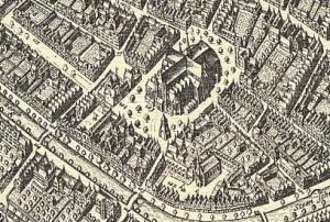 Leiden gravure